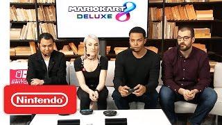 Baixar Mario Kart 8 Deluxe – Nintendo Treehouse: Live with Nintendo Switch