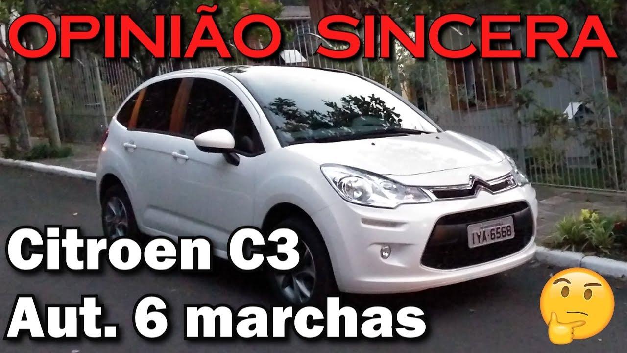Citroen C3 1 6 Autom U00e1tico Tendance