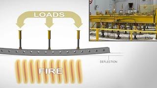 DELTABEAM® Fire Test - UL