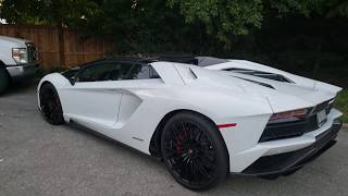 Lamborghini custom build! Price? 1.1 million dollars!