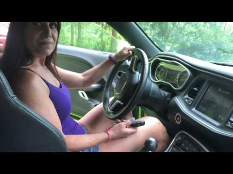 Key FOB not detected fix for Dodge Challenger! Farm Girl show how to get your car started