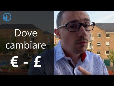 Dove Cambiare Gli Euro In Sterline E Viceversa A Londra