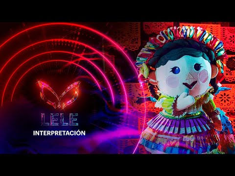 #LeleEs La interpretación de Lele pone a bailar a los investigadores   ¿Quién es la Máscara? 2020