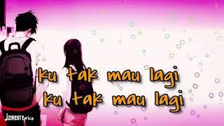 Rizky Febian Cukup Tau (Video Lirik)