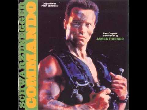 Commando - Soundtrack Main Theme