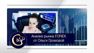 Технический анализ рынка Форекс 16.10.2017-20.10.2017 от Ольги Громовой