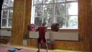 Artyom Ivanov C&J 235 kg