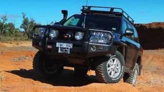 Профессиональный внедорожный тюнинг Toyota Land Cruiser 200(Силовое, защитное и дополнительное оборудование для внедорожника Toyota Land Cruiser 200. На видео представлен полны..., 2013-08-28T07:31:16.000Z)