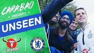Blues In Boston, #Luiz Goes Back To School | Chelsea Unseen