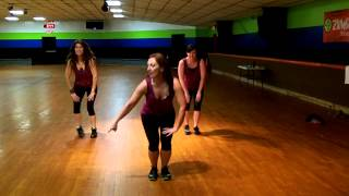 Leg routine! Algo Me Gusta De Ti - Wisin & Yandel (feat. Chris Brown & T-Pain)
