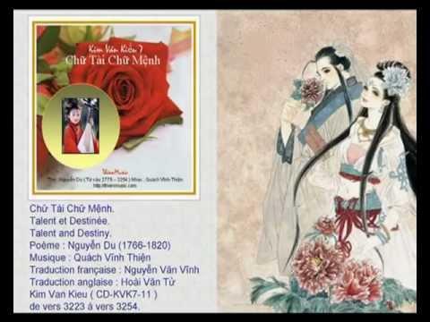 Truyện Kiều 78 - Chữ Tài Chữ Mệnh - Vọng Cổ - Talent and Destiny Classic