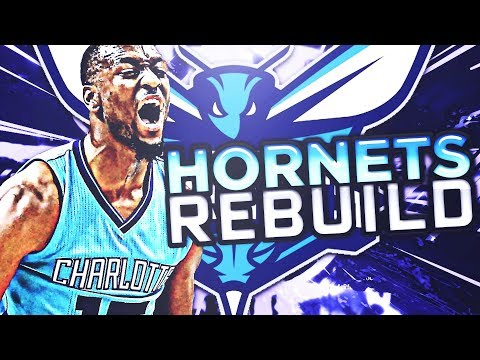 TRADING FOR AN MVP CANDIDATE!?!? REBUILDING THE CHARLOTTE HORNETS!! NBA 2K18 MY LEAGUE