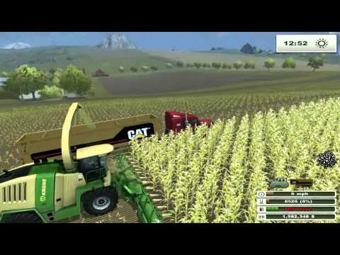 Farming sim Saturday SWEET NEW MODDED TRACTORS