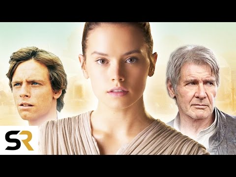 Download Youtube: Star Wars Secrets: Who REALLY Is Rey's Father? [Documentary]