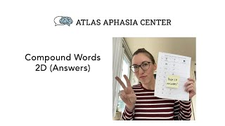 Compound Words - 2 (Answers)