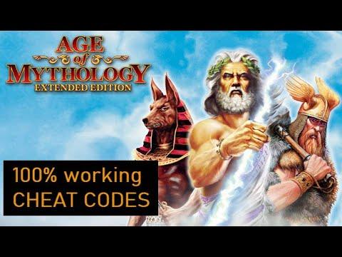 Age of Mythology with CHEAT CODES - 100% Working