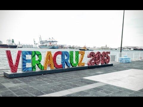 Episode 12: Visiting Veracruz, Mexico by Motorcycle and San Juan de Ulua
