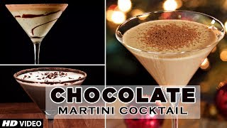 कॉकटेल ड्रिंक्स   Chocolate Martini Cocktail   Cheers DIY Cocktail Recipes   Easter Cocktail
