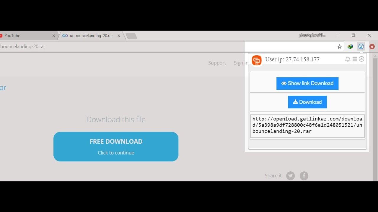 openload downloader