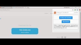 Descargar video openload script en google chrome