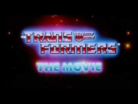 Transformers The Movie 1986 Original Trailer