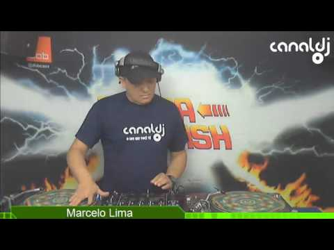 DJ Marcelo Lima - Flash House - Programa Sexta Flash - 30.06