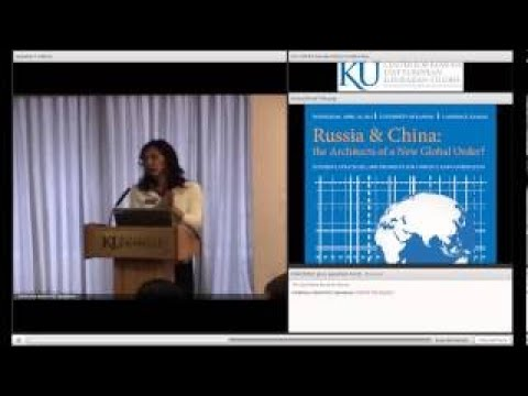 2013 KU-CREES Russia-China Conference