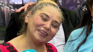 Nubar Novruzova 85 yasli anasini uzne cixartdi