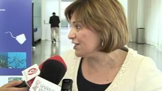 La consellera de Infraestructuras y Medio Ambiente en los actos del Día Marítimo Europeo