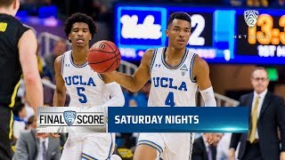 After trailing by as many 19 points in the second half, ucla rallied to defeat oregon, 90-83, at pauley pavilion and sweep season series with duck...