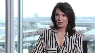 Iris Berben im Videofragebogen