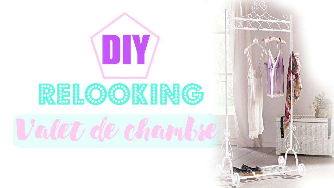 Fabriquer Valet De Chambre ✮ diy ✮ relooking valet de chambre | caly beauty