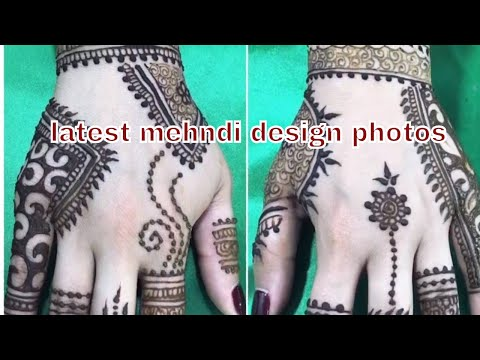Latest mehandi design photos # 2.!! Henna art during indian exhibition..!! yerevan/armenia 2017