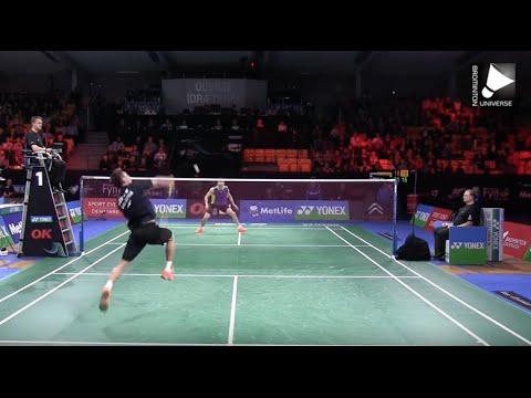 Lee Chong Wei vs Wei Nan - MS [Denmark Open 2015]