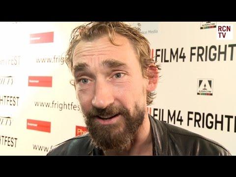 Joseph Mawle  The Hallows Premiere
