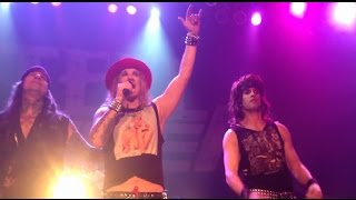 "Steel Panther Encore: ""Party All Day"" Live @ House Of Blues Chicago: 12-16-2014."