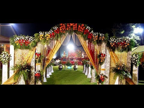 Wedding decoration jaipur youtube wedding decoration jaipur junglespirit Images
