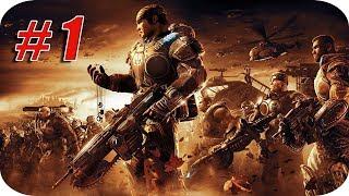 """Gears of War 2 (Xbox One X) Gameplay Español - Capitulo 1 """"Bienvenido a Delta"""""""