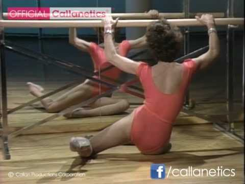 Callanetics - Hips & Behind - YouTube