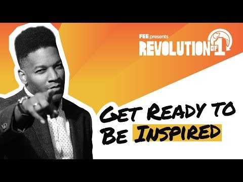 Revolution of One: Get Ready to Be Inspired.