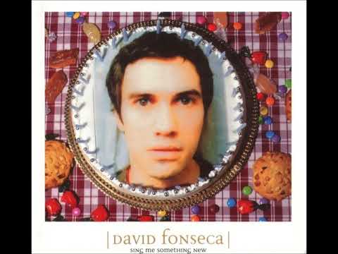 David Fonseca - Sing Me Something New (ALBUM STREAM)