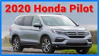 2020 Honda Pilot Rumors, Redesign