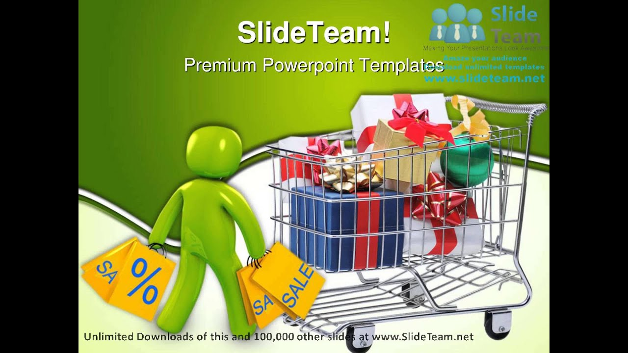 Shopping cart with presents sales powerpoint templates themes and shopping cart with presents sales powerpoint templates themes and backgrounds graphic designs toneelgroepblik Images