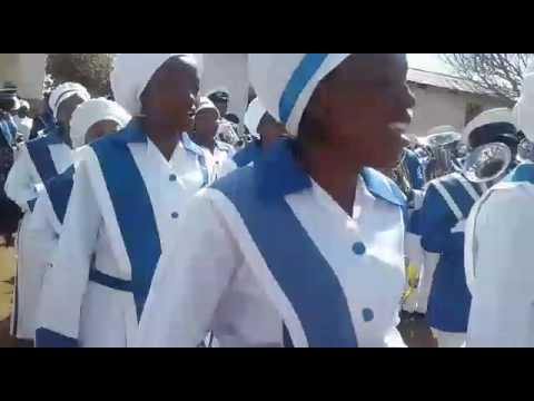 St Johns Amarobhane Band @ Evaton 2017_ Izwi