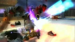 Spyborgs Nintendo Wii Trailer - Trailer #2