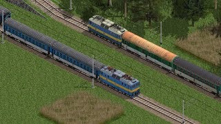 Open Transport Tycoon Deluxe - CZTR grafiky!