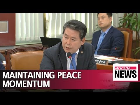S. Korean lawmakers agree on need to maintain pressure