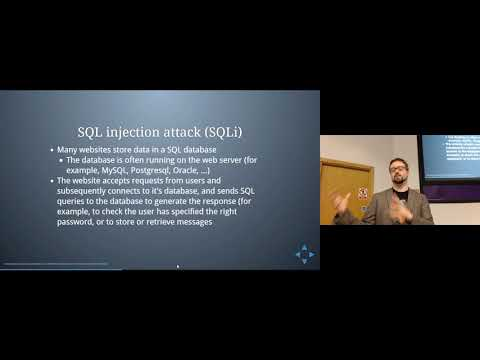 Injection Attacks: Command Injection And SQL Injection