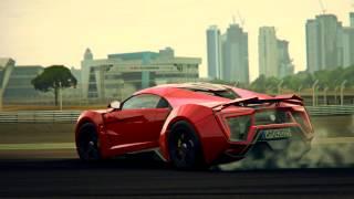 Project CARS Free Car #1: Lykan Hypersport