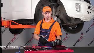 SEAT Gumiharang Készlet Kormányzás kiszerelése - video útmutató